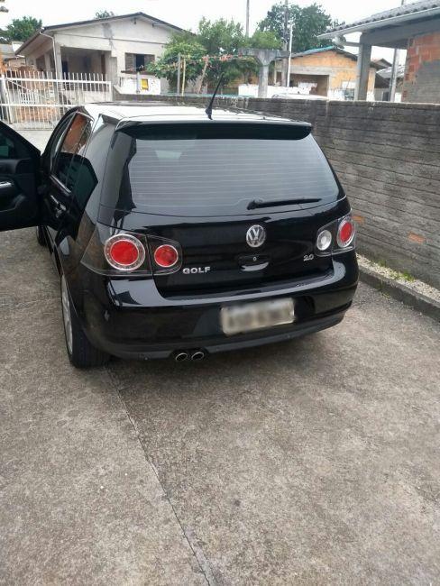 Volkswagen Golf Black Edition 2.0 (Aut) (Flex) - Foto #5