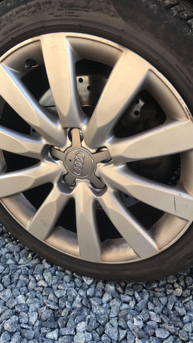 Audi A4 Avant 1.8 20V Turbo (multitronic) - Foto #8