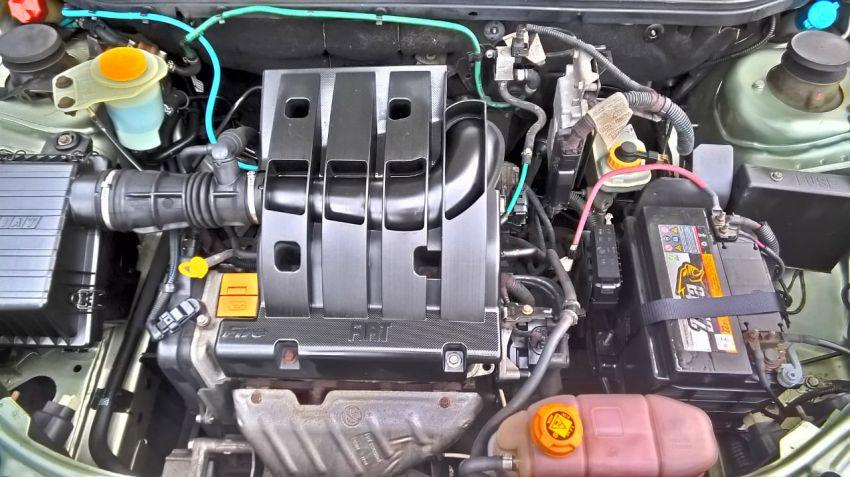Fiat Siena EL 1.0 Fire (Flex) - Foto #9