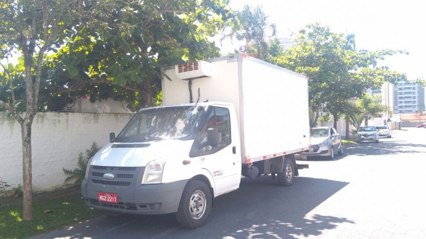 Ford Transit Chassi - Foto #6