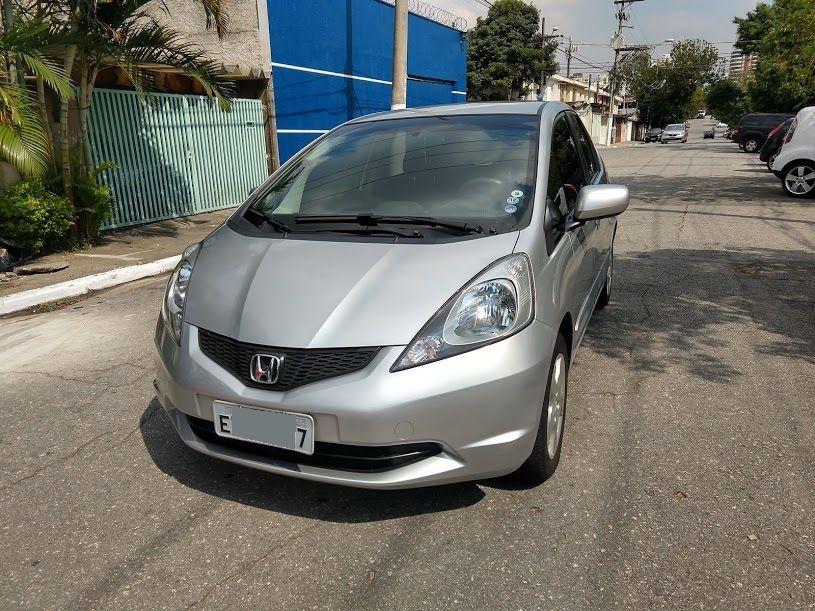 Honda Fit LX 1.4 (flex) - Foto #6