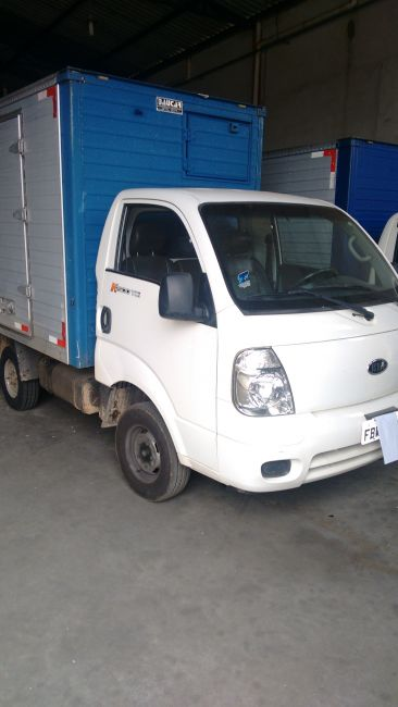KIA Bongo K-2700 RS 4x2 (cab. simples) - Foto #6