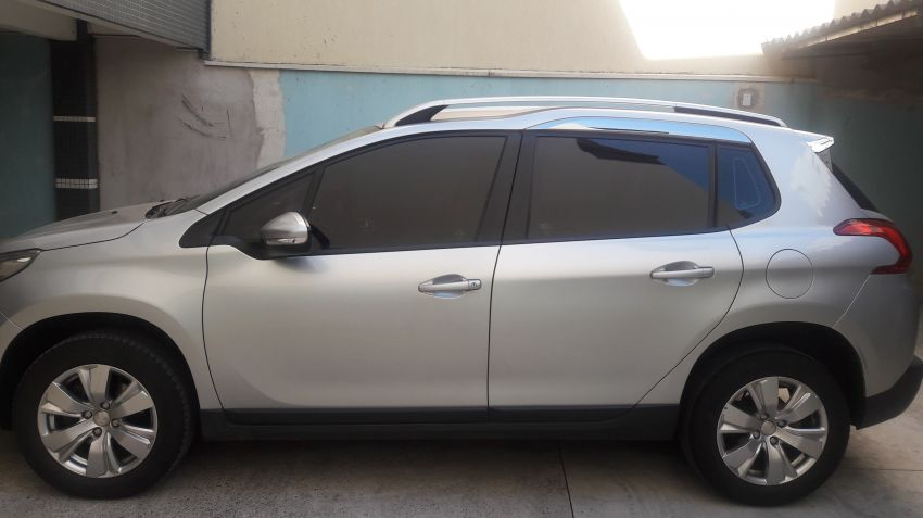 Peugeot 2008 Allure 1.6 16V (Aut) (Flex) - Foto #2