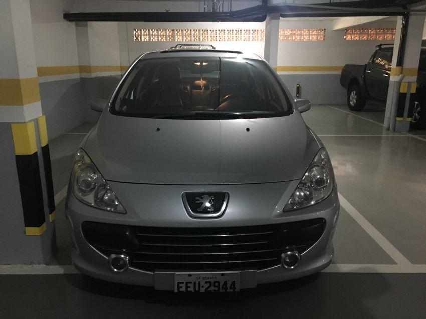 Peugeot 307 Sedan Presence Pack 1.6 16V (flex) - Foto #5