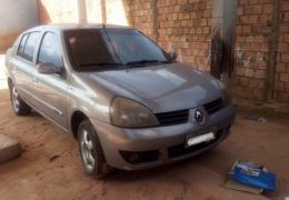 Renault Clio Sedan Expression Hi-Power 1.0 16V