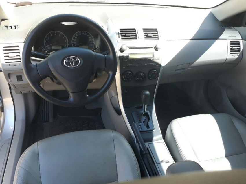 Toyota Corolla Sedan XLi 1.8 16V (flex) (aut) - Foto #4