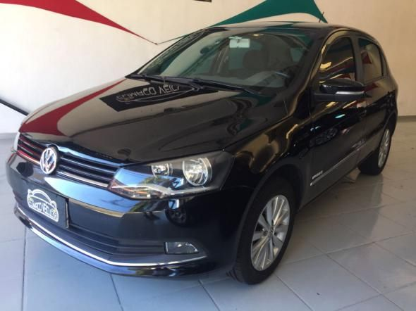 Volkswagen Gol 1.6 MSI Highline I-Motion (Flex) - Foto #1