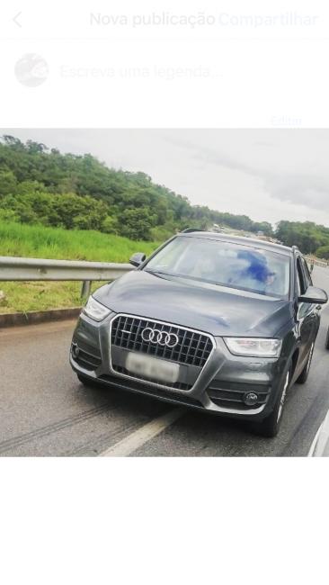 Audi Q3 2.0 TFSI Attraction S tronic quattro