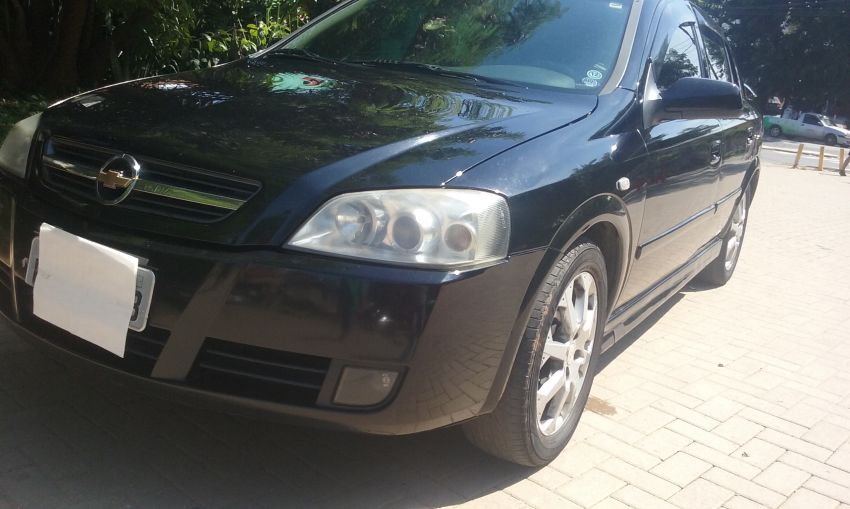 Chevrolet Astra Hatch Advantage 2.0 (Flex) 4p - Foto #2