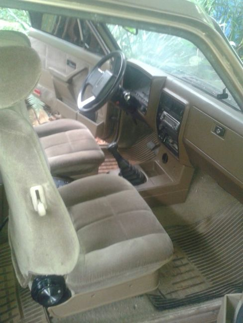 Chevrolet Caravan Comodoro SL/E 4.1 - Foto #1