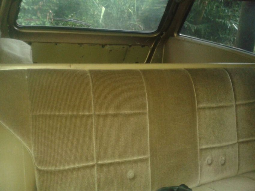 Chevrolet Caravan Comodoro SL/E 4.1 - Foto #4