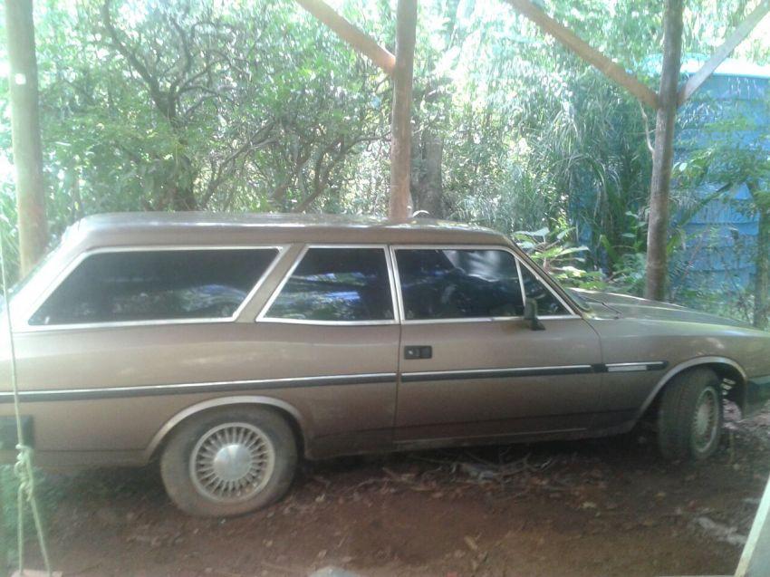 Chevrolet Caravan Comodoro SL/E 4.1 - Foto #5
