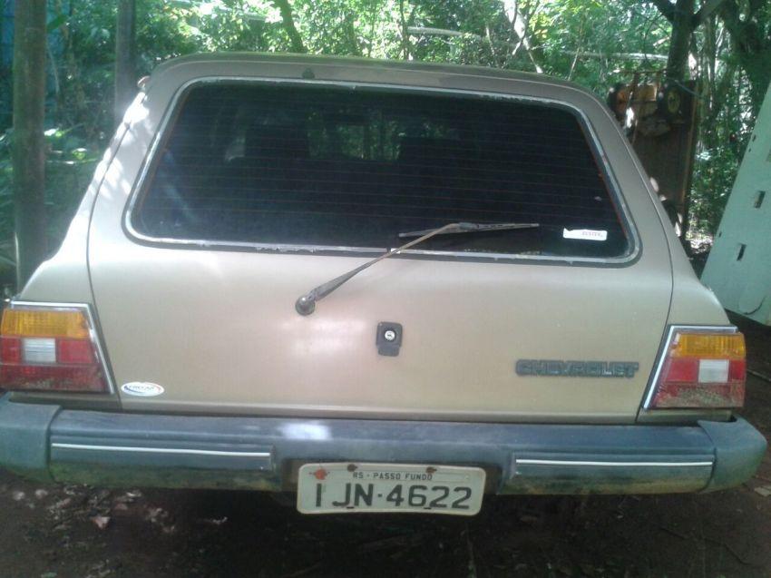 Chevrolet Caravan Comodoro SL/E 4.1 - Foto #7