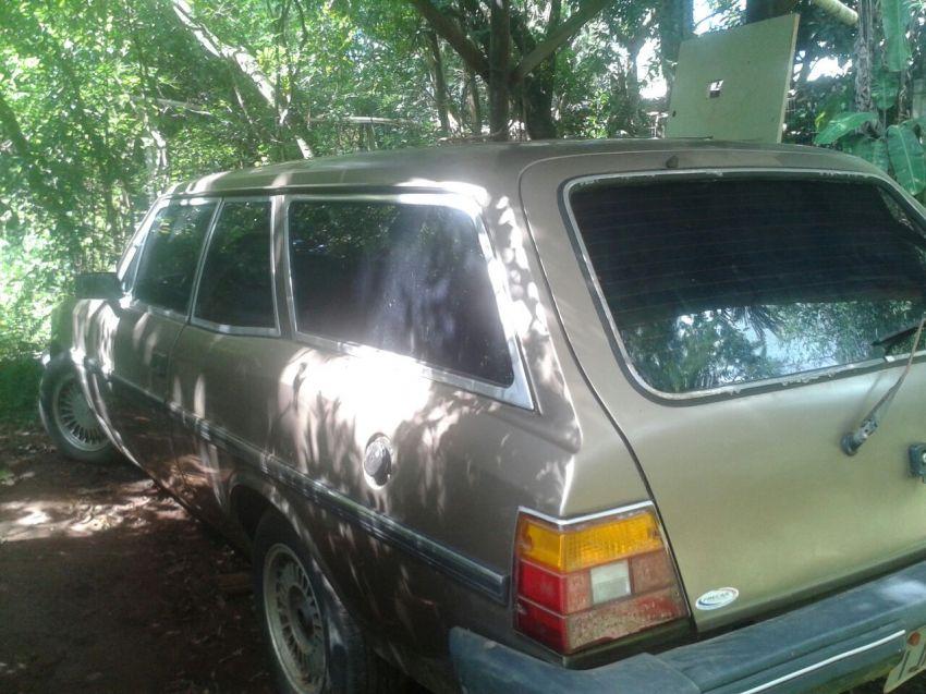 Chevrolet Caravan Comodoro SL/E 4.1 - Foto #9