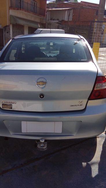 Chevrolet Prisma 1.4 Eco LTZ SPE/4 - Foto #1