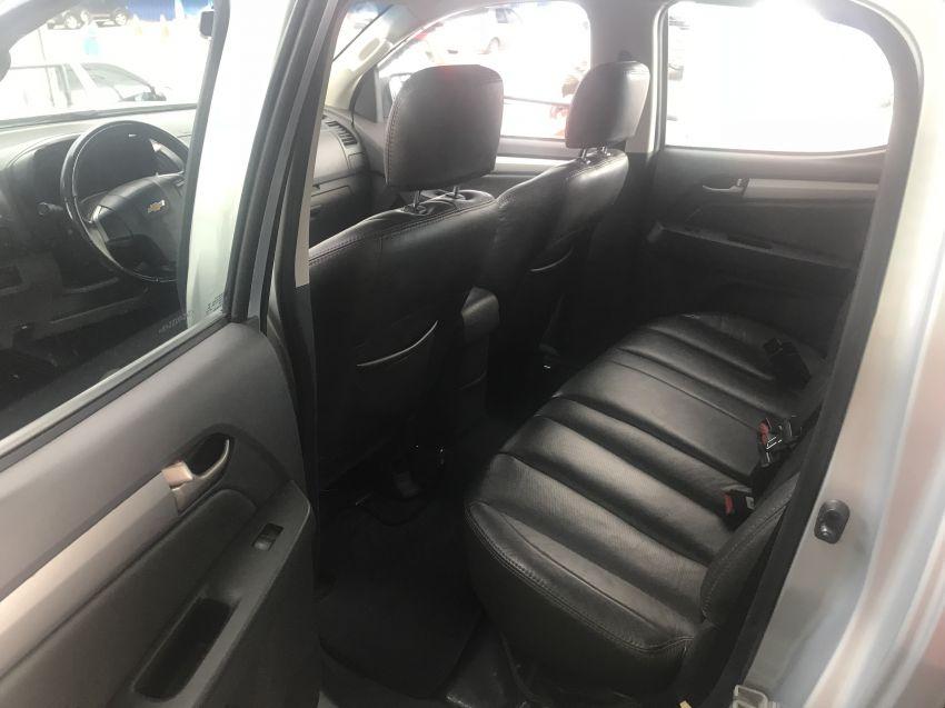 Chevrolet S10 LT 2.8 TD 4x4 (Cabine Dupla) (Aut) - Foto #1