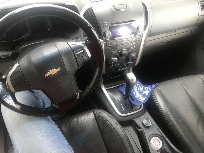 Chevrolet S10 LT 2.8 TD 4x4 (Cabine Dupla) (Aut) - Foto #5