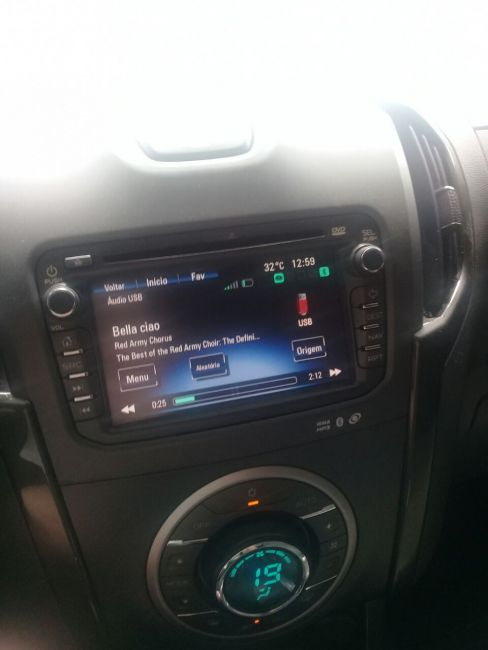 Chevrolet S10 2.5 Ecotec SIDI Cabine Dupla LTZ - Foto #1