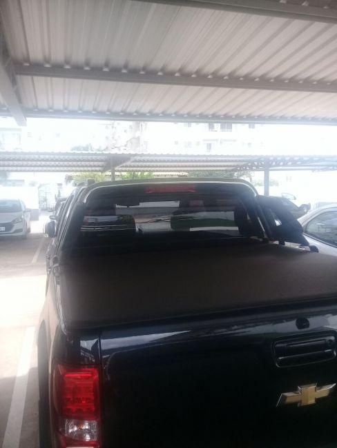 Chevrolet S10 2.5 Ecotec SIDI Cabine Dupla LTZ - Foto #6