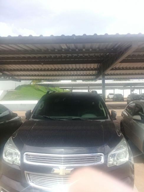 Chevrolet S10 2.5 Ecotec SIDI Cabine Dupla LTZ - Foto #8