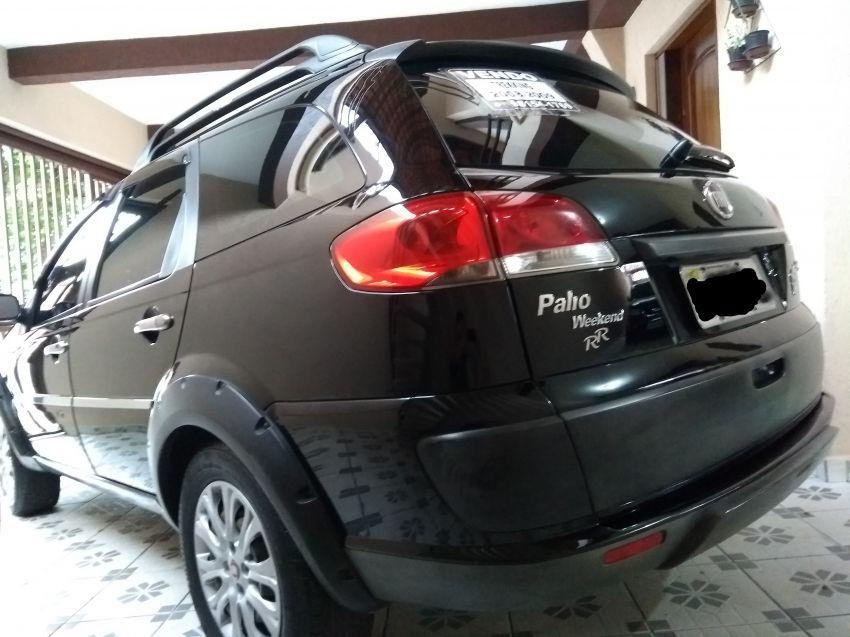 Fiat Palio Weekend Trekking 1.4 8V (Flex) - Foto #2