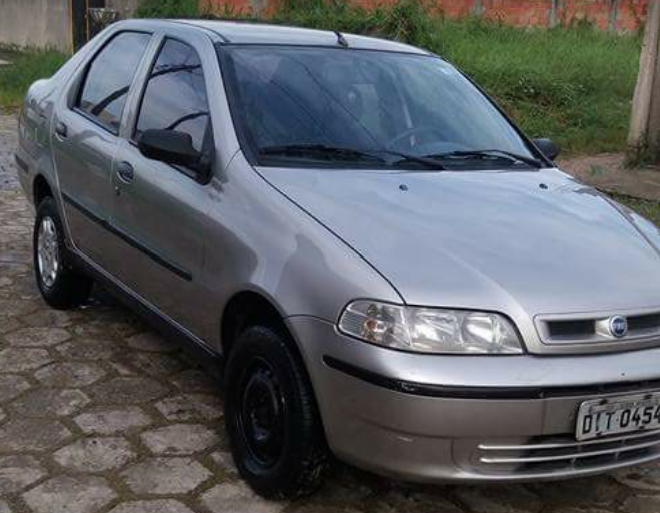Fiat Siena ELX 1.0 8V - Foto #5
