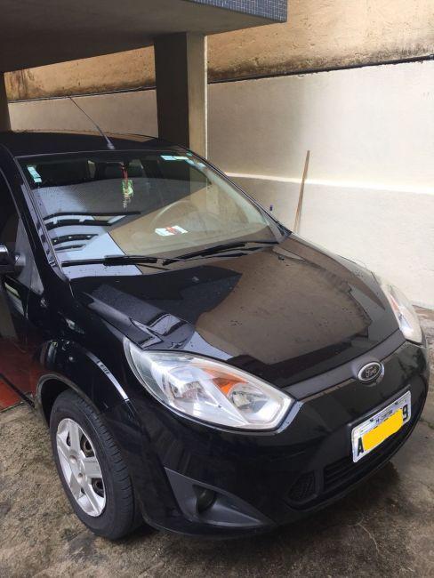 Ford Fiesta Hatch SE Rocam 1.6 (Flex) - Foto #8
