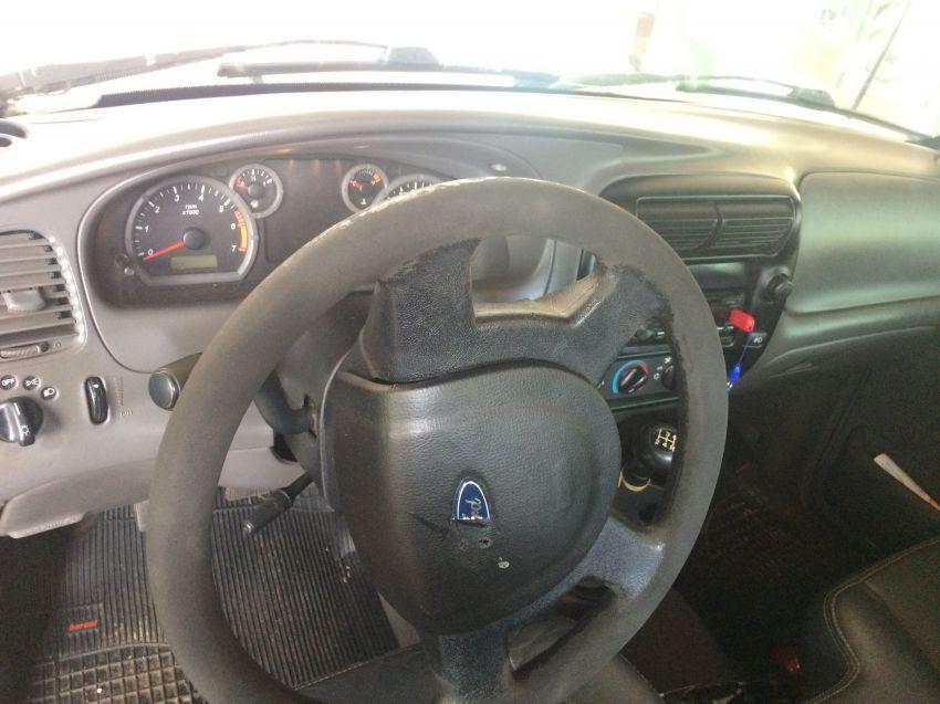 Ford Ranger XLT 4x2 2.3 16V (Cabine Dupla) - Foto #7