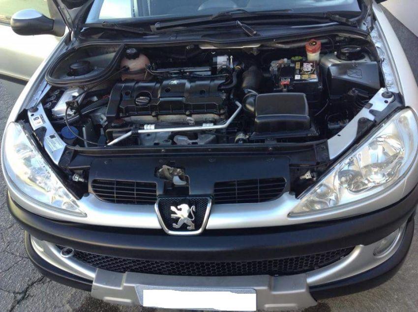Peugeot 206 SW Escapade 1.6 (flex) - Foto #4