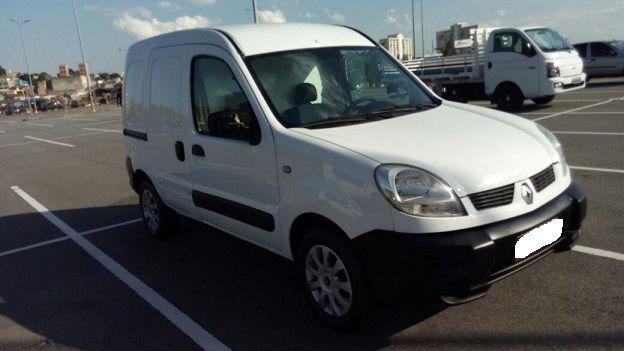 Renault Kangoo Express 1.6 16V Com Porta Lateral (Flex) - Foto #3