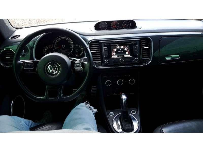 Volkswagen Fusca 2.0 TSi Sport DSG - Foto #6