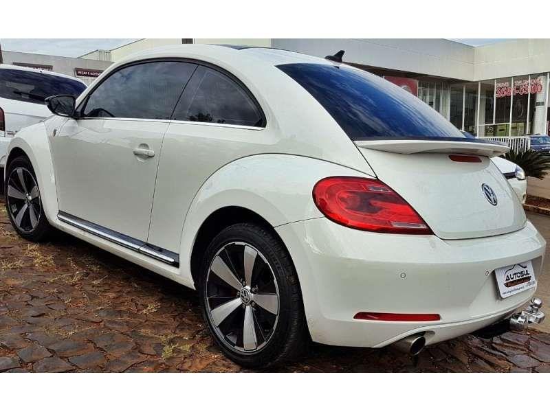 Volkswagen Fusca 2.0 TSi Sport DSG - Foto #9