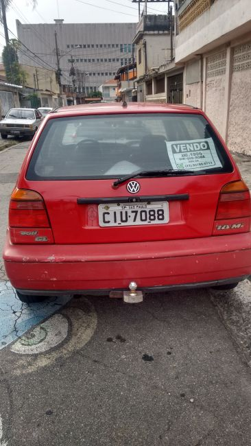 Volkswagen Golf GL 1.8 MI - Foto #5