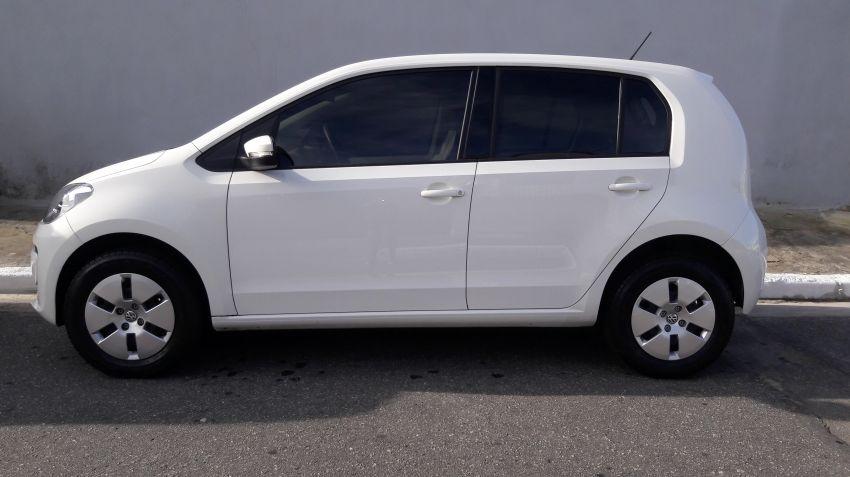 Volkswagen Up! 1.0 12v move Up! I-Motion - Foto #1