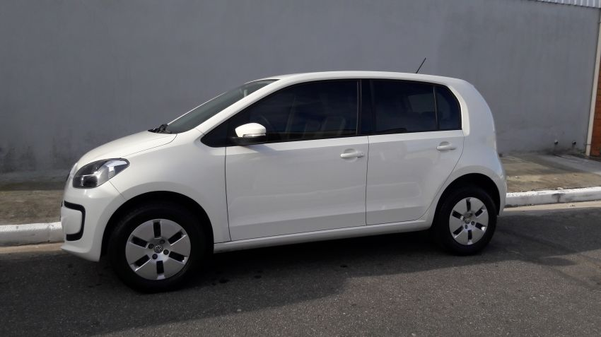 Volkswagen Up! 1.0 12v move Up! I-Motion - Foto #3