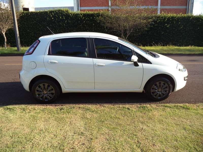 Fiat Punto 1.4 (Flex) - Foto #7