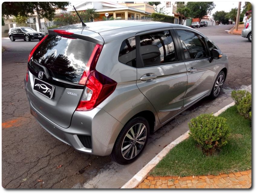 Honda New Fit EXL 1.5 16V (flex) (aut) - Foto #3