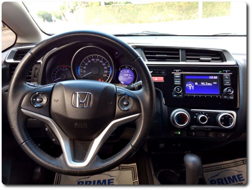 Honda New Fit EXL 1.5 16V (flex) (aut) - Foto #4