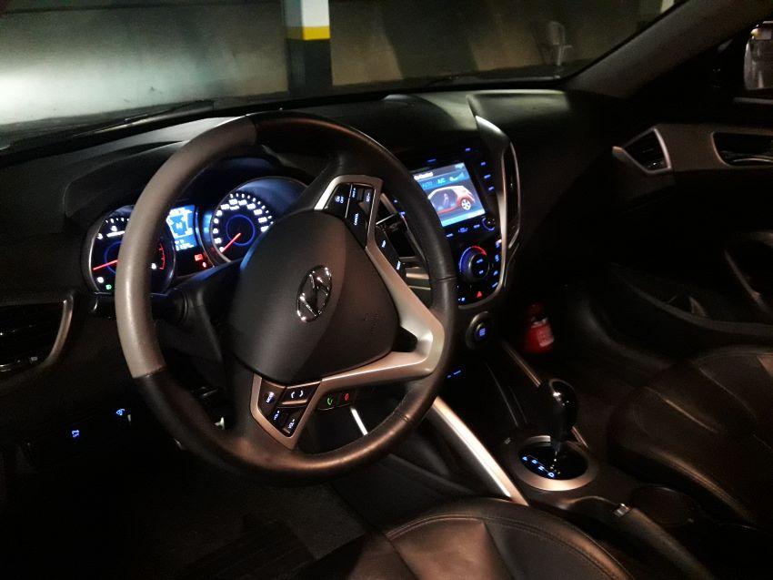 Hyundai Veloster 1.6L 16v (Aut) - Foto #4