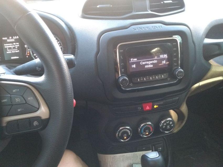 Jeep Renegade Sport 1.8 (Aut) (Flex) - Foto #5