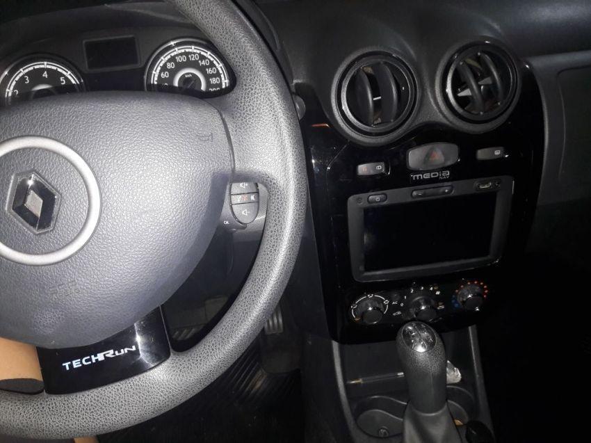 Renault Sandero Tech Run 1.0 16V (Flex) - Foto #9