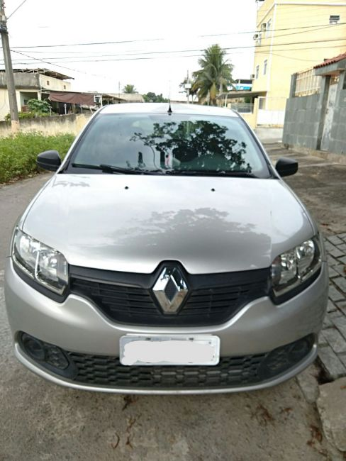 Renault Sandero Authentique 1.0 16V (Flex) - Foto #4