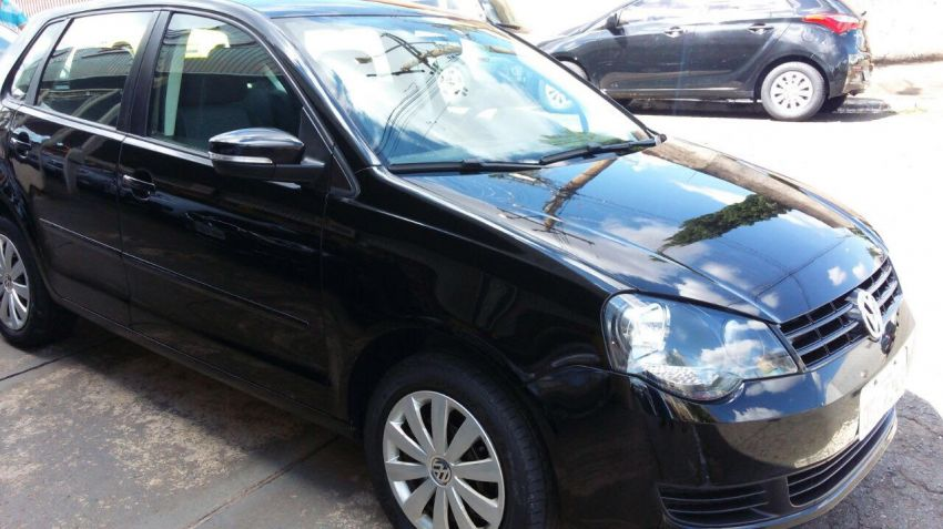 Volkswagen Polo Hatch. Bluemotion 1.6 8V (Flex) - Foto #3