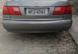 Volkswagen Santana 2.0 MI - Foto #4