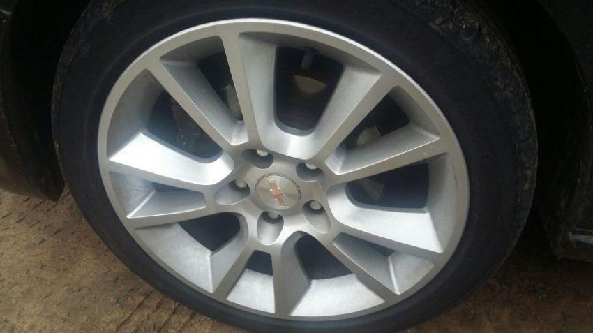 Chevrolet Vectra Elite 2.4 (Flex) (Aut) - Foto #4