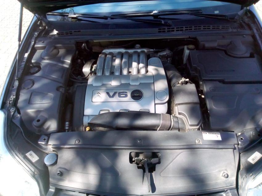 Citroën C5 Exclusive 3.0 V6 (aut) - Foto #6