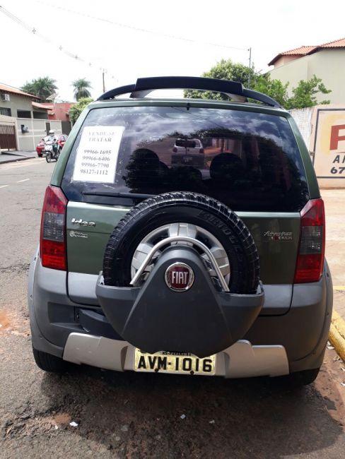 Fiat Idea 1.8 Adventure Dualogic (Flex) - Foto #4