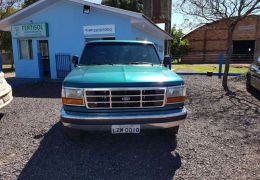 Ford F1000 XLT Turbo 4x2 2.5 (Cab Simples)