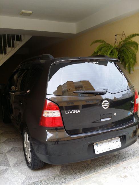 Nissan Livina SL 1.6 16V (flex) - Foto #4