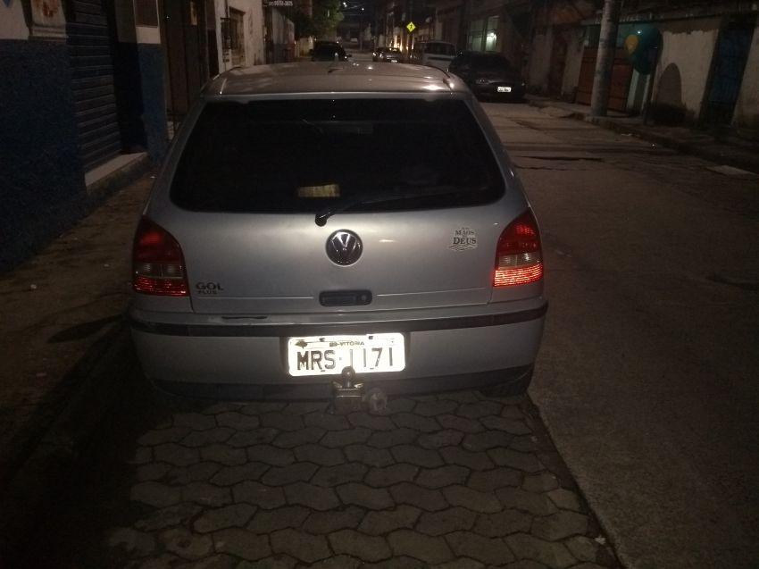 Volkswagen Gol Plus 1.0 8V - Foto #3